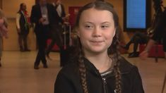 """📹 """"to the corrupt political, business & media establishment: Have u heard how intelligent the youth of the🌐r❓ur status quo greed agenda will be no match for the adults of tomorrow❗ Meet Activist Greta Thunberg, Who."""
