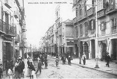 Calle Carreterias ANCIENT MALAGA-SSPAIN