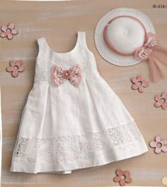 Luxury handmade dresses for the baptism, greek orthodox, vaptisi, girl, baptism - Source by JuKrah - Baby Girl Frocks, Frocks For Girls, Little Girl Dresses, Girls Dresses, Winter Dresses For Girls, Cotton Frocks For Kids, Cute Baby Dresses, Frock Patterns, Baby Girl Dress Patterns