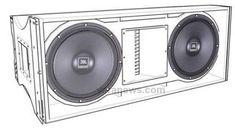 Skema box speaker line array 12 inch 12 Subwoofer Box, Subwoofer Box Design, Speaker Box Design, Speaker Plans, Speaker System, Woofer Speaker, Speakers, Loudspeaker, Line