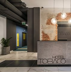 Flipping the site of a former cigarette factory, Polish design and architecture studio EC-5 has officially opened the doors to its moderniz...