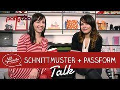 Schnittmuster, Passform, Nähen lernen - Nähgeschichten, Folge 1 - YouTube