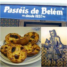 TRAVELISTA73: Cutting-Edge Design & Old-World Charm in Lisbon Pasteis de Belém