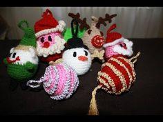 Tutorial amigurumi | Babbo Natale uncinetto | How to crochet Santa Claus (SUB ENG) - YouTube