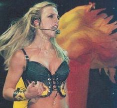 The 13th Anniversary Of The Ultimate Britney's Fan – My 13 Fav Costumes On Live Concerts | Buzznet