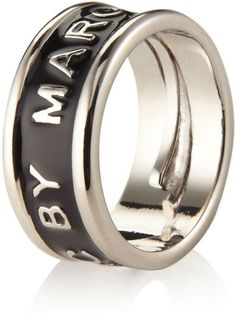Logo Band Ring
