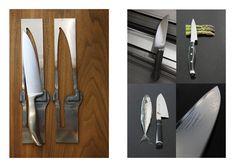 Couteaux Zwilling / Planche 2 / Extrait Reportage