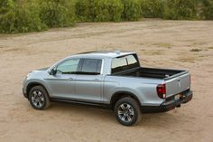 2017 Honda Ridgeline: The Crossover of Pickups Returns - Photo Gallery of Official Photos and Info from Car and Driver - Car Images - Car and Driver Honda Hrv, Honda City, Honda Ridgeline, Car Deals, New Honda, Honda Odyssey, Free Cars, Car Images, Unique Cars