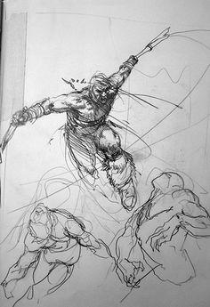 http://www.karlkopinski.com ✤ || CHARACTER DESIGN REFERENCES | キャラクターデザイン | çizgi film • Find more at https://www.facebook.com/CharacterDesignReferences & http://www.pinterest.com/characterdesigh if you're looking for: bandes dessinées, dessin animé #animation #banda #desenhada #toons #manga #BD #historieta #sketch #how #to #draw #strip #fumetto #settei #fumetti #manhwa #cartoni #animati #comics #cartoon || ✤