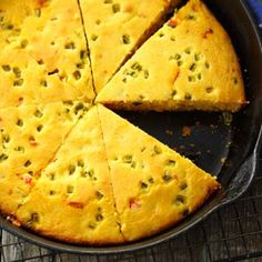 Jalapeno Buttermilk Corn Bread Recipe from Taste of Home -- shared by Debi Mitchell of Flower Mound, Texas