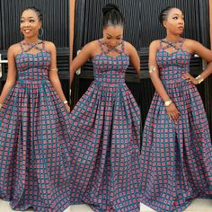 Top Ten Unique Ankara Styles You Should Have | Dabonke