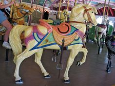 Carousel horse F5 by photos for fun, via Flickr