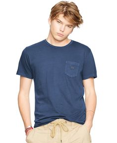Denim & Supply Ralph Lauren Pocket T-Shirt