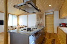 piece_kamezu_ama_1 Kitchen, Home Decor, Cooking, Decoration Home, Room Decor, Interior Design, Kitchens, Home Interiors, Cucina