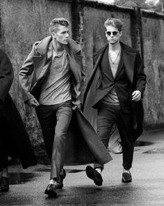 Mr. Lefty <3 nice coat