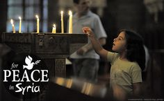 For Peace in Syria   Prayers Stephen's holds a prayer service for Syria on September 7th at 7pm.