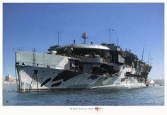 HMS Furious 1942