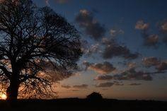 Couché de soleil avec le #nikond5600 --> qu'en pensez vous ? Nikon 18-105 à 18mm et trépied @mactremgear #clouds #macroworld #photographer #photographetours #d5600 #shades #shadow #landscape #longexposure #mactremgear