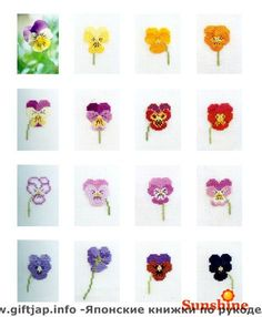 Gallery.ru / Фото #26 - Cross Stitch by Kazuko Aoki - Labadee