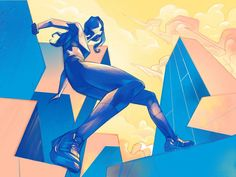 Exclusive illustration by Hurca! Concrete Jungle, Illustration, Design, Art, Art Background, Kunst, Illustrations, Performing Arts