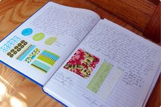 Create Frankly: Quilting Journal Book