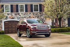 The SUV has become the vehicle of choice and the new GMC Acadia Denali has become one of our favorites for being just right. It has just enough luxury, but not so much that it costs an arm and a leg. It also is large enough to have a third row but not so large that it is hard to park in your...  http://www.davisenterprise.com/business/auto/gmc-acadia-denali-in-the-goldilocks-zone/  #davisenterprise #Automotive #C1