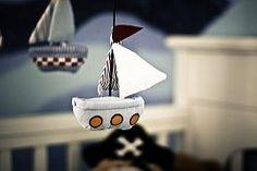 hanging sail boats