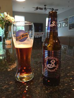 Brooklyn Brewery's Oktoberfest - hello, Friday!