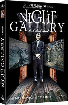 La série culte américaine Night Gallery est maintenant disponible en coffret DVD. Vous y trouverais des épisodes réalisés par de grands nomd du cinéma e ...