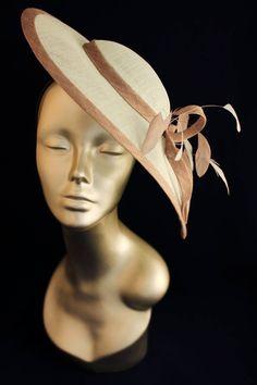 Coiffe cérémonie chapeau mariage sinamay hats