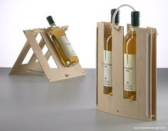 Packaging Original para una botella