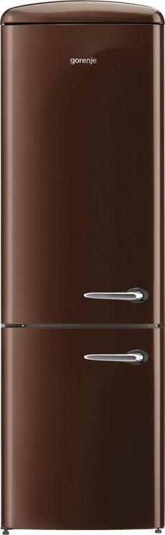 A++ ORK192CH-L - Réfrigérateur combiné pose libre - Gorenje