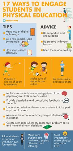 17 Ways to Engage Students in Physical Education