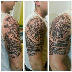 Tattoo dragón time