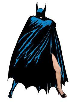 Batman Legbomb