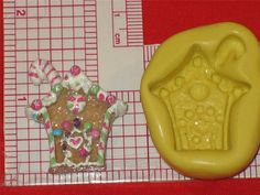 Silicone Mold Christmas Snowman A728 For Craft Chocolate Resin Clay Fondant