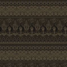 Espresso Brown Lacey Fabric  GSMDsigns
