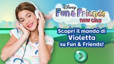 Disney Channel - VOTA VIOLETTA