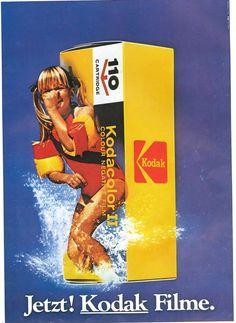 Kodak film poster -