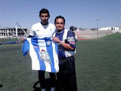 Foto oficial con Alaín Rashiv!!!
