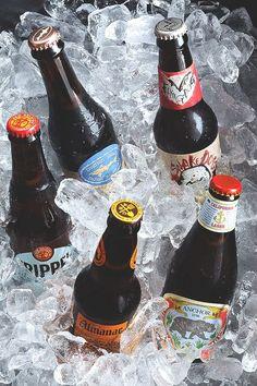 Top 5 Super Bowl Beers // HonestlyYUM Source by honestlywtf Beer Cocktail Recipes, Beer Recipes, Kombucha, Beer Shot, Brewing Equipment, Beer Brands, German Beer, Best Beer, Beer Lovers