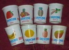 Yogurt Danone