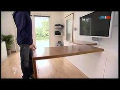 ▶ Multifunktionsmöbel - MDR Einfach genial - 18.10.2011 - YouTube
