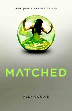 Matched - Matched #1 - Ally Condie