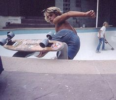 Jay Adams, known for pioneering the sport of skateboarding, died Thursday of a heart attack. Legendary Skateboarder Jay Adams Is Dead At 53 Jay Adams, Lords Of Dogtown, Bmx, Skate And Destroy, Z Boys, Skater Boys, Longboarding, Looks Cool, Skater Girls