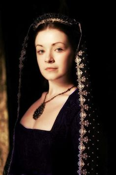 The incredible Sarah Bolger as Princess Mary Tudor,  daughter of Henry VIII and Catherine of Aragon- The Tudors