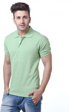 059530398fa1 American Crew Solid Men's Polo T-Shirt Price on Flipkart at just Rs. 499