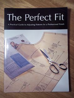 Jo sews: Book review: The Perfect Fit