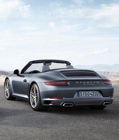 Porsche has two new cars 911 Turbo Carrera and Carrera S