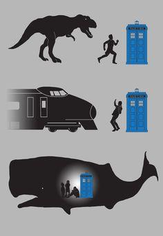 time travel art print - Google Search